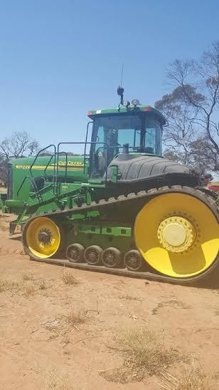 John Deere 9420 Tracked Tractor for sale Vic