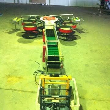 Circular Weight Grader Farm Machinery for sale Vic