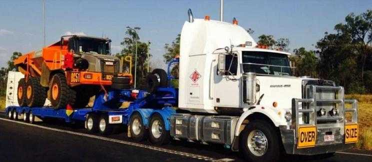 Combination Western Star Prime Mover Truck Quad Deck and Dolly for sale QLD