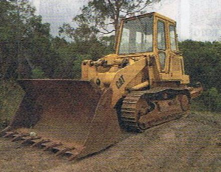Caterpillar 953C & 953B Track Loaders for sale Qld