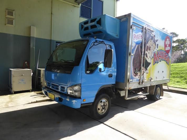 2007 Isuzu 293A Truck for sale NSW