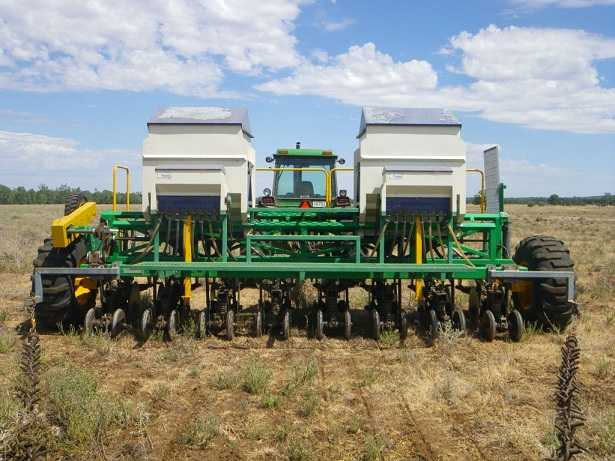 Farm Machinery for sale NSW Rock Hopper Disc Seeder Single Disc in NSW