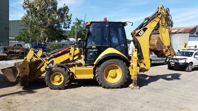 Cat 432E Backhoe Earthmoving Equipment for sale QLD Cairns