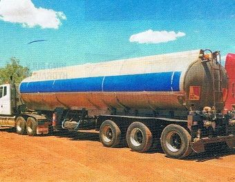Fruehauf Water Tanker Trailer for sale Qld