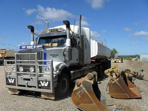 2010 Western Star 4900 Truck for sale QLD