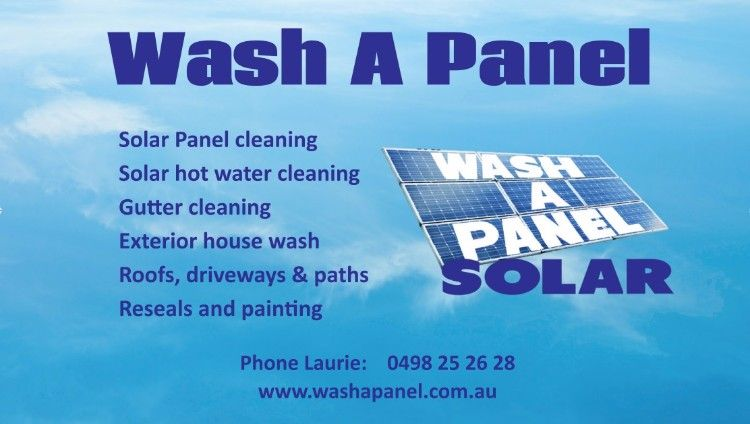Wash A Panel Business for sale QLD