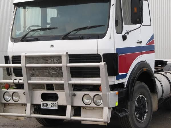 Mercedes 2338 Prime Mover Truck for sale South Australia