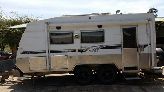 2008 Kedron All Terrain Off Road Caravan for sale NSW
