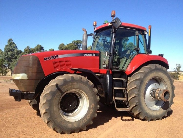 Case MX 305 Tractor for sale WA Dumbleyung