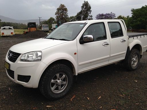 1111 Great Wall Twin Cab 4x4 Ute for sale NSW Adelong