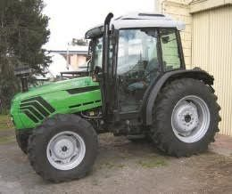 Deutz Agroplus 87 4WD Cab Tractor for sale SA