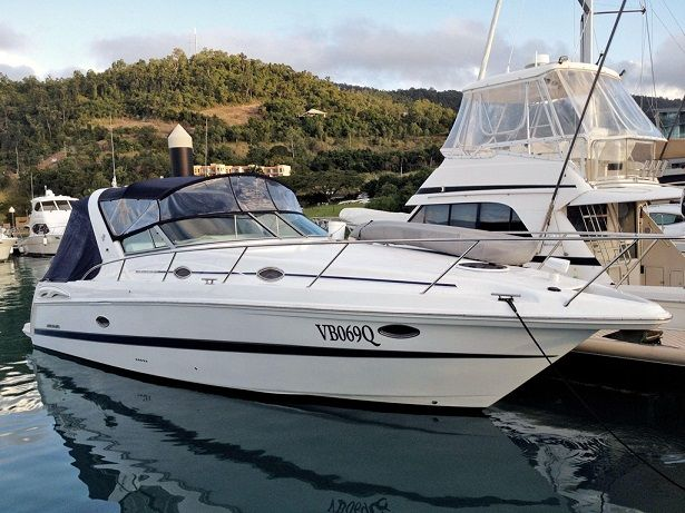 Mustang 3800 Royale Sporstcruiser Boat for sale QLD Airlie Beach