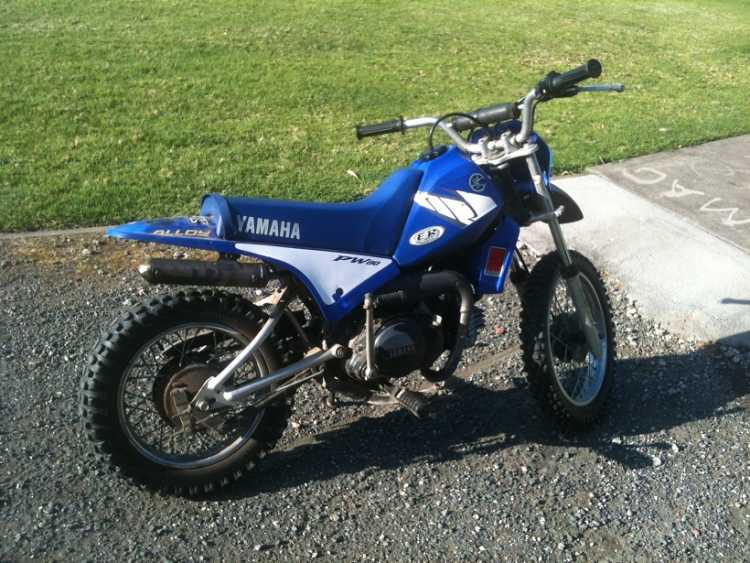 Motorbike for sale NSW Yamaha Pee Wee 80 2005 Model