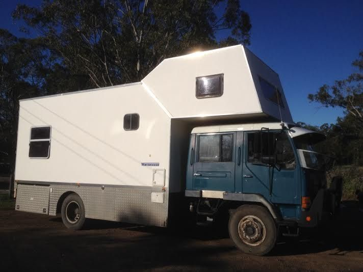 Mitsubishi Home-made Campervan/Horse Truck for sale QLD