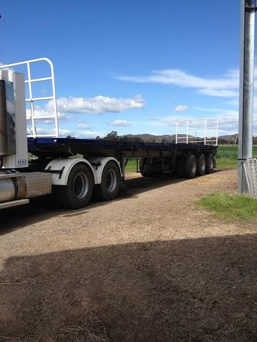 41 Foot McGrath Tri-Axle Trailer for sale Vic