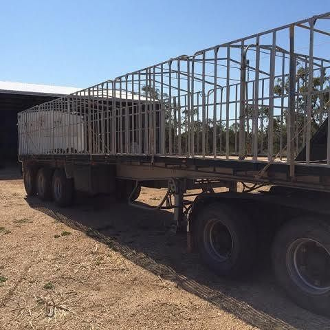Lusty Convertible Trailer for sale North West NSW