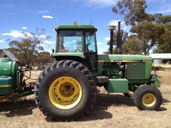 John Deere 9100 Tractor for sale SA Parilla