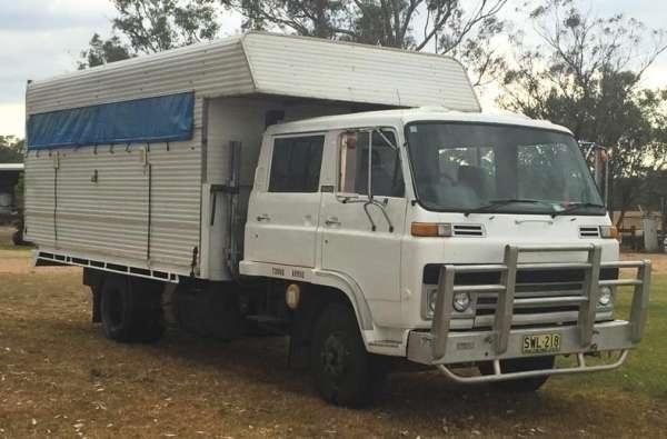 Isuzu 6 Horse Truck Horse Transport for sale NSW