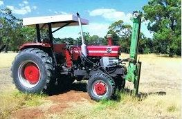 Massey Ferguson 178 Tractor for sale Vic Victoria