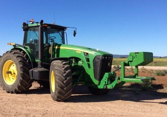 2009 John Deere 8530 Tractor for sale NSW Yenda