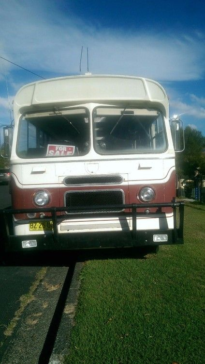 1976 bedford B-4 Bus - Motorhome for sale NSW