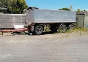1990 Marlin Super Dog Trailer for sale NSW
