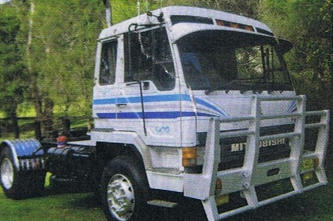 1992 Mitsubishi Prime Mover Truck for sale Scone NSW