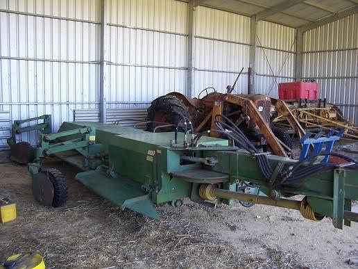 Loxton Mower Slasher Farm Machinery for sale SA